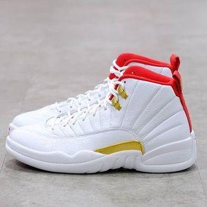 """Jordan Retro 12 """"FIBA"""""""